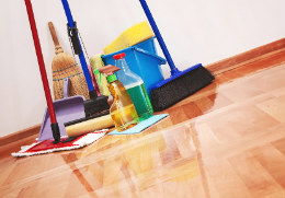 Cleaning Supplies and Tools